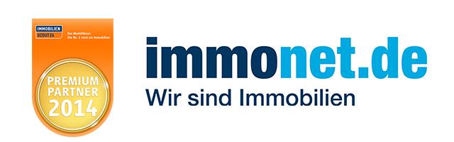 immoscout24.de Premium Partner und immonet.de