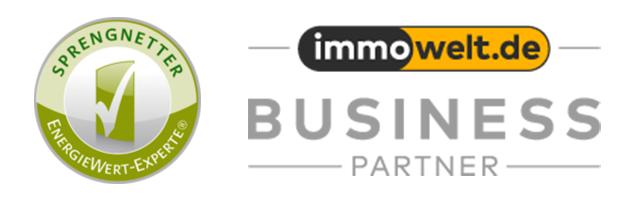 Sprengnetter und immowelt.de Business Partner
